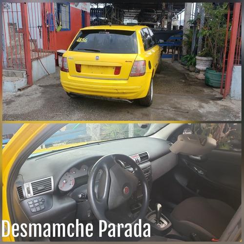 Sucata Fiat  Stilo Sporting Peças Motor Cambio Desmanche
