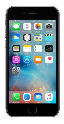 iPhone 6s 16gb Usado Cinza Espacial Seminovo Excelente