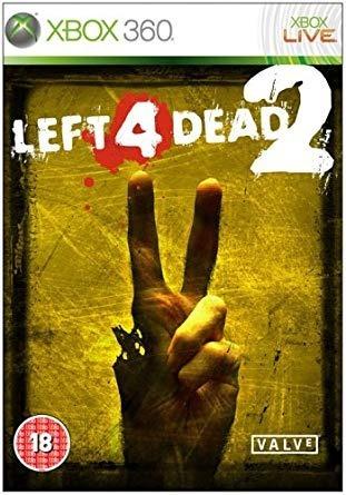 Left For Dead 2 Xbox 360 Retrocompativel Com Xbox One