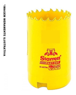 Serra Copo Bi-metal 32mm 1.1/4 Starrett - Dh0114