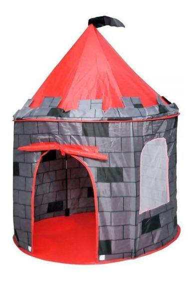 Barraca Infantil Castelo Torre Tenda Menino