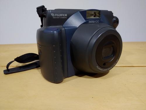 Câmera Instax 100 Fujifilm Tipo Polaroid Fotos Instantâneas