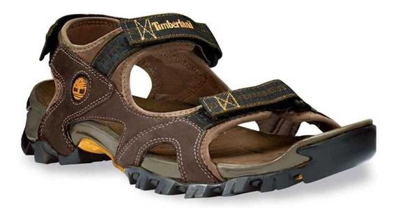 Sandalia Trekking Cuero Premium Timberland