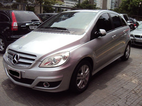 Mercedes-benz Classe B 1.7 Family 5p Ano 2010