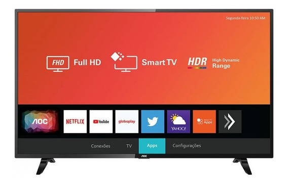 Smart Tv Led 32 Aoc 32s5295/78g Wi-fi, Usb, Hdmi
