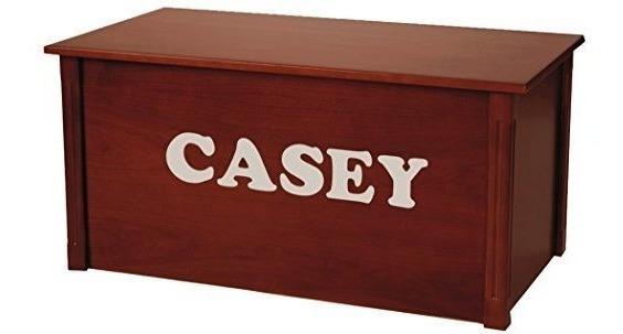 Cofres Y Baúles Para Niños Wtc-cookie-cb-s Wood Toy Box
