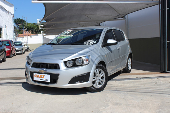 Chevrolet Sonic Hb Lt 1.6 Manual Flexpower