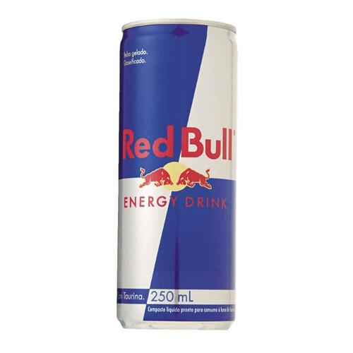 Red Bull Energético Lata Regular 250ml