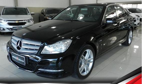 Mercedes C 180 Cgi 1.8 Turbo Único Dono C180 Top Lacrada