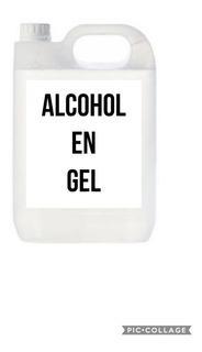 Alcohol En Gel X 20 Litros -