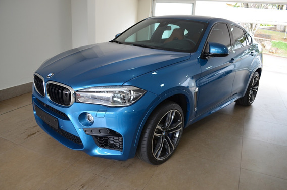 Bmw X6 M 4.4 V8 Bi-turbo 2019