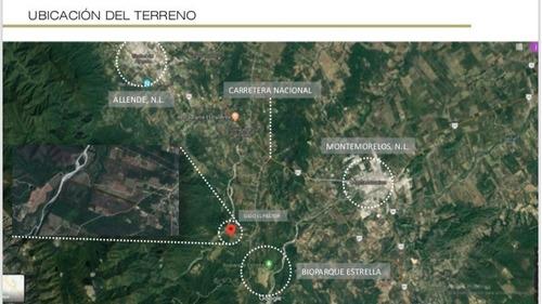 Imagen 1 de 6 de Terreno En Venta En Montemorelos, N.l.