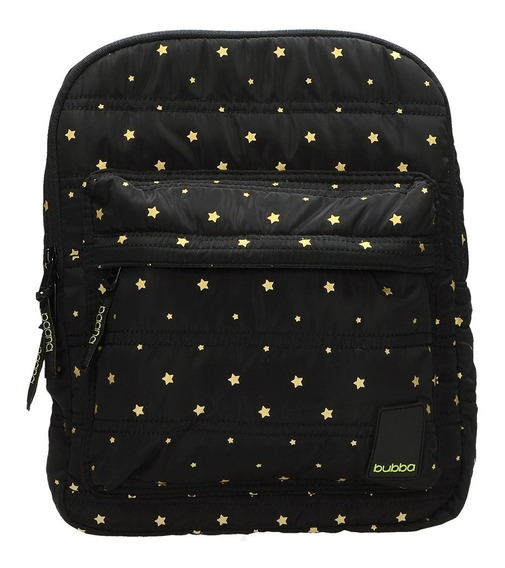 Mochila bubba pattern Mini Golden Stars