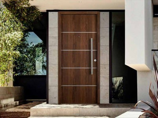 Puerta Innova 80 M1983 Color Roble/nocce