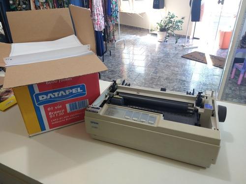 Impressora Lx300, Usada Revisada Funcionando Perfeitamente