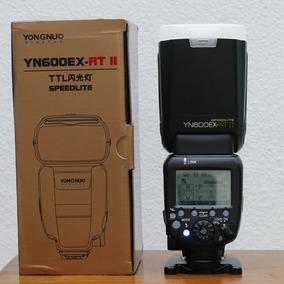 Yongnuo Yn600ex-rt Ii Canon + Domodifusor Att Firmware 3.16
