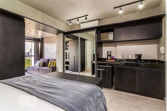 Apartamento Para Aluguel - Vila Mariana, 1 Quarto, 35 - 893055146
