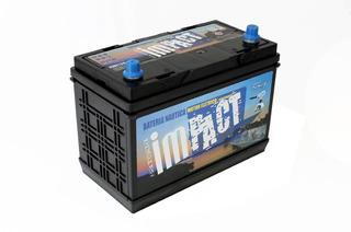 Bateria Para Motor Elétrico De Barco Impact Náutica Rme 120