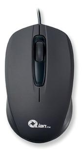 Mouse Alambrico Usb Optico Qian Qama18001
