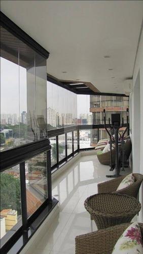 Apartamento, 273 M² - Venda Por R$ 2.300.000,00 Ou Aluguel Por R$ 10.000,00/mês - Vila Lanzara - Guarulhos/sp - Ap13646