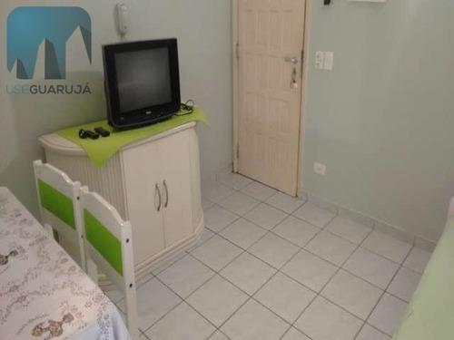 Apartamento Para Alugar No Bairro Barra Funda Em Guarujá - - 257-2