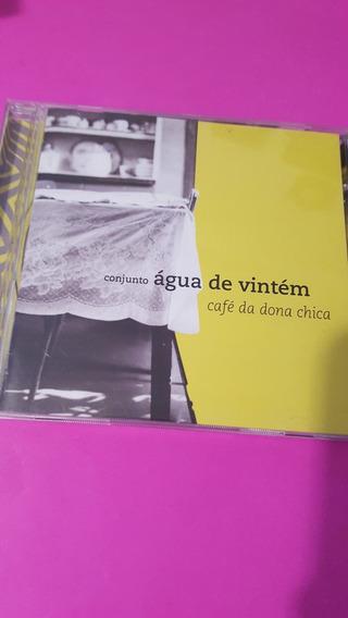 Cd Conjunto Agua De Vintem - Cafe Da Dona Chica