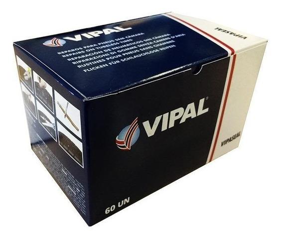 Refil Vipaseal 100mm Conserto Pneu S/câmara Passeio - Vipal