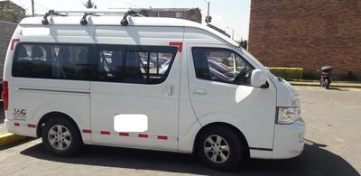 Van, Expresos, Servicio De Transporte, Viajes, Turismo