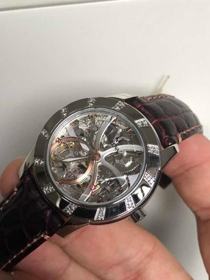 Relógio Bulova Precisionist Com Diamantes Wb38151b