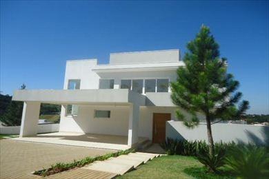 Ref.: 4001 - Casa Condomínio Fechado Em Carapicuiba, No Bairro Alphaville Granja Viana - 4 Dormitórios