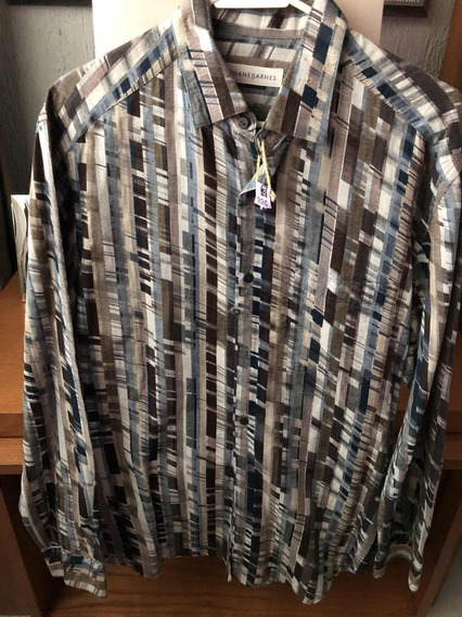 Camisa Caballero Jane Barnes, Polo Ralph Lauren Talla M