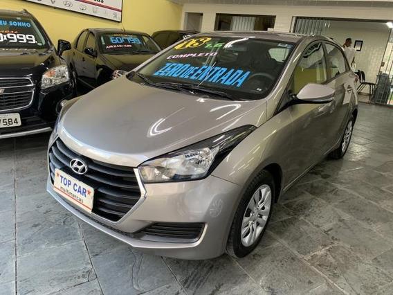 Hyundai Hb20 1.6 Comfort Plus Sem Entrada 2018