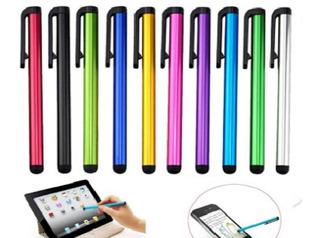 20 Canetas Touch Capacitiva Stylus Celular Tablet iPad Iphon