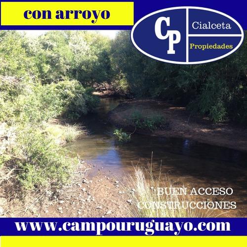 Arroyo, Construcciones, Luz, Agua, Buen Acceso
