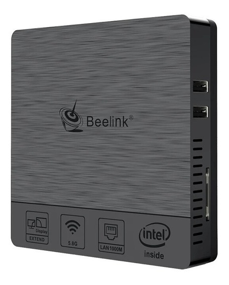 Mini Pc Beelink Bt3 Pro Intel Windows 10 4gb Ram 64gb