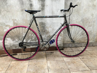 Bicicleta Fixie De Carrera