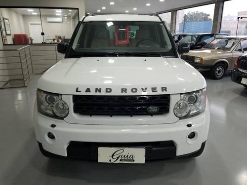 Land Rover Discovery 4 3.0 Black & White 4x4 V6 24v Turbo