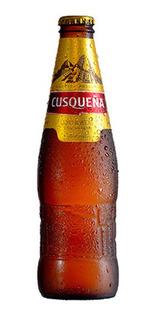 Cerveza Cusqueña Dorada 330cc