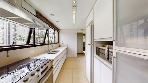 Imagem 1 de 30 de Apartamento À Venda No Bairro Itaim Bibi - São Paulo/sp - O-18021-29967