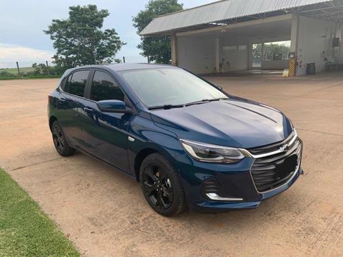 Imagem 1 de 5 de Chevrolet Onix 2020 1.0 Premier Ii Turbo Aut. 5p
