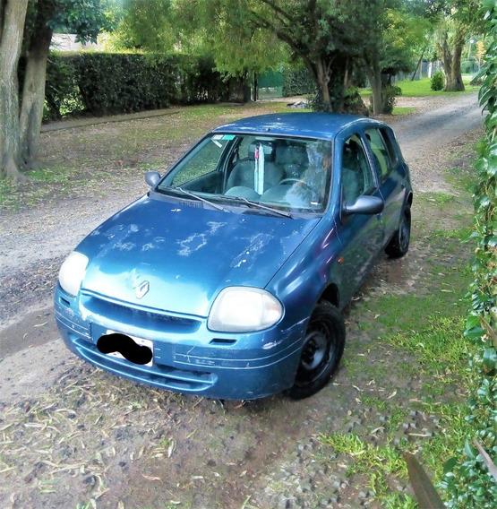 Renault Clio Rn 1.6 5 Puertas 102500km