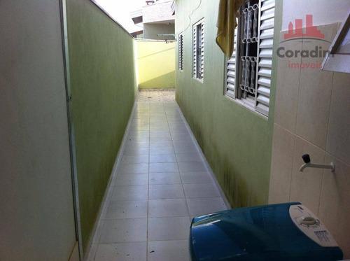 Imagem 1 de 18 de Casa Residencial À Venda, Jardim Bertoni, Americana. - Ca1162