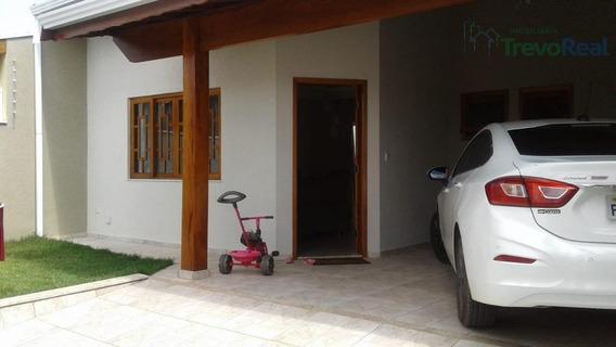 Casa Com 3 Dormitórios À Venda, 200 M² Por R$ 550.000 - Jardim Aliança - Campinas/sp - Ca1297
