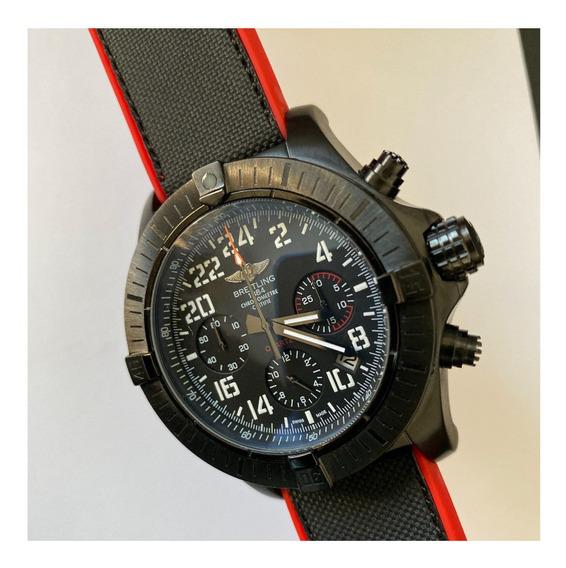 Reloj Breitling 1884 Inoxidable Cristal De Zafiro Inoxidable