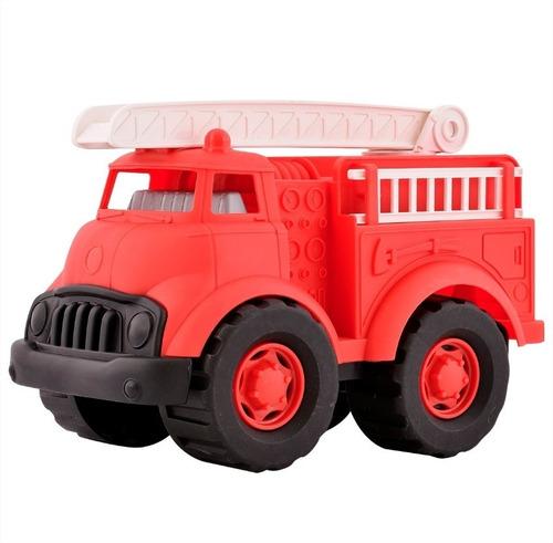 Camion De Bombero Dolce Bambino Fire Truck Orig Ditoys Cuota