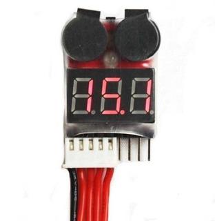 Comprobador Batería Smakn 18s Y Alarma Zumbador Alarma Más L