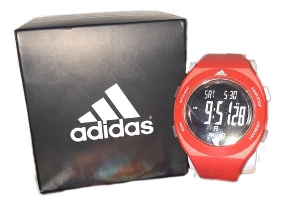 Reloj adidas Deportivo Para Caballero Rojo Original Adp3209