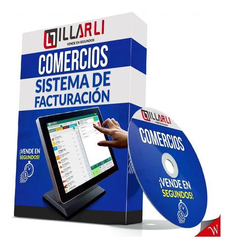Imagen 1 de 7 de Software Sistema Facturación Caja Registradora Comercios