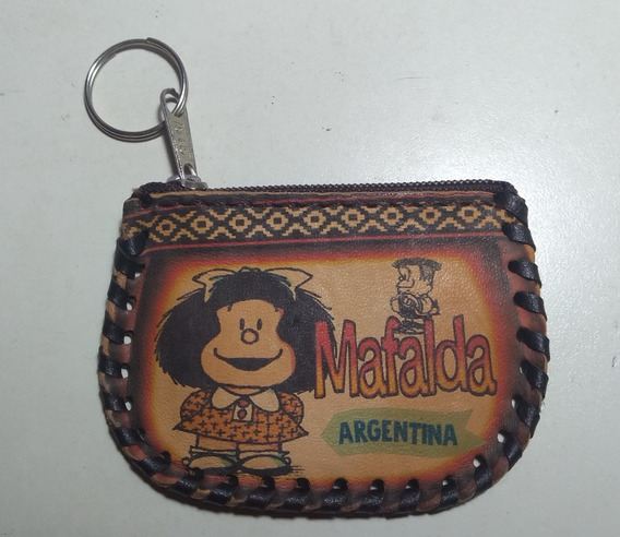 Monedero Mafalda 9x6cm Mini