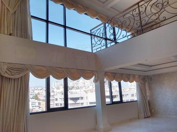 Residencial Sei Penthouse En 2 Niveles, A La Renta (rc)